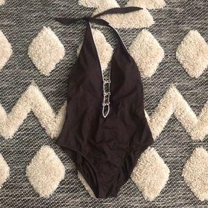 LA BLANCA Swim Suit Bathing Suit One piece Size 12